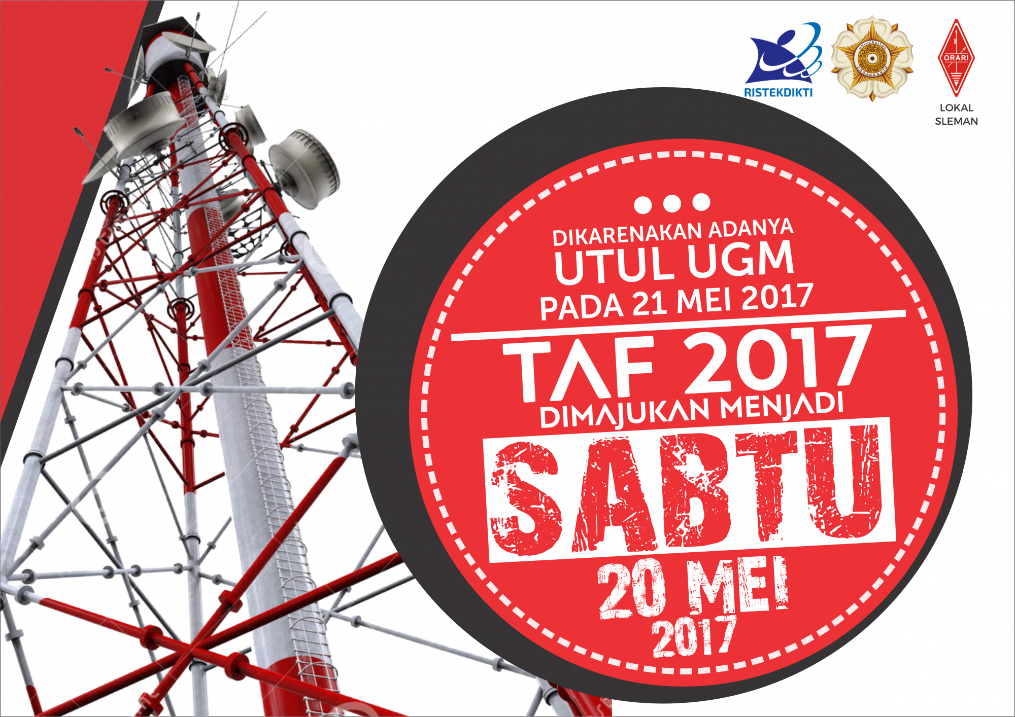Techno Antenna Fair 2017